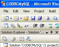 How to query data from MySQL via ODBC by C programming.